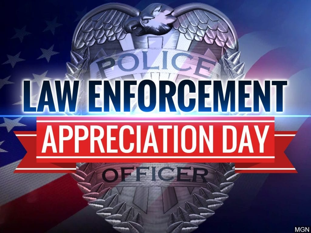 Service honored on Law Enforcement Appreciation Day 1024x768