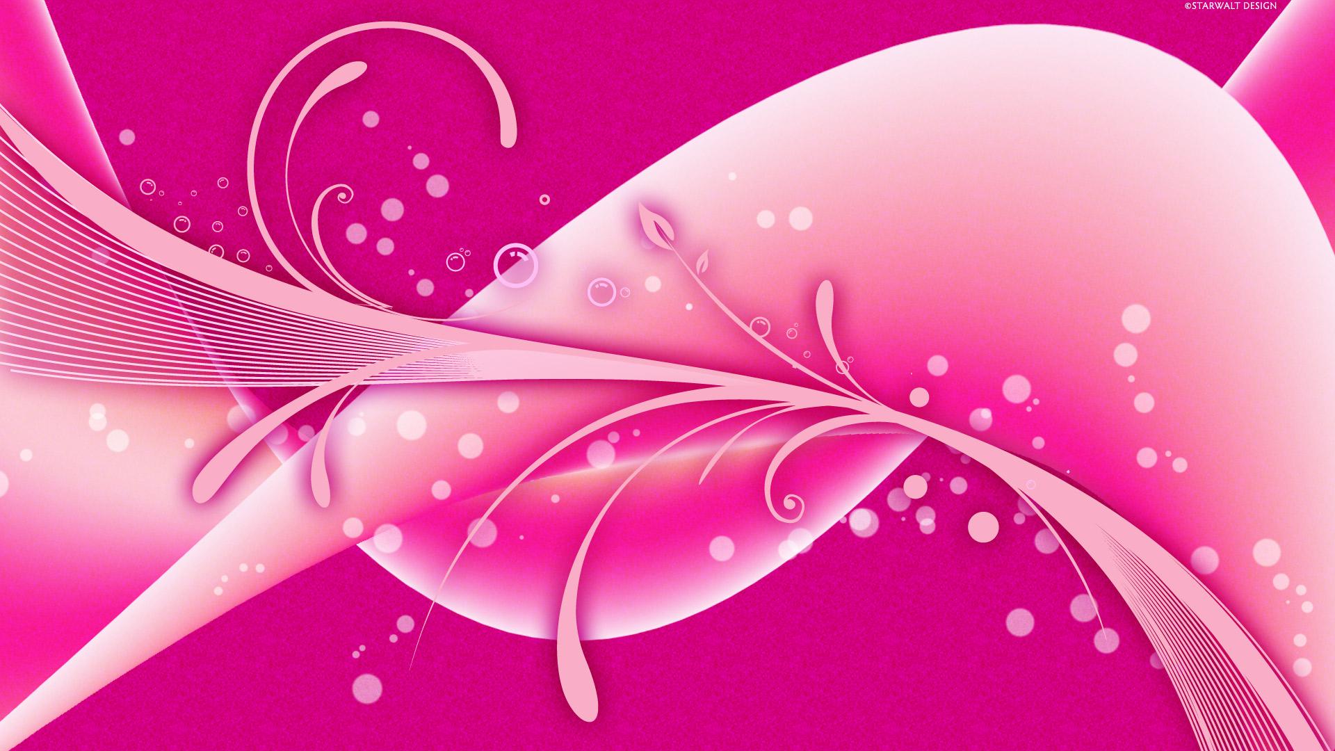 76 Pink Wallpaper For Computer On Wallpapersafari