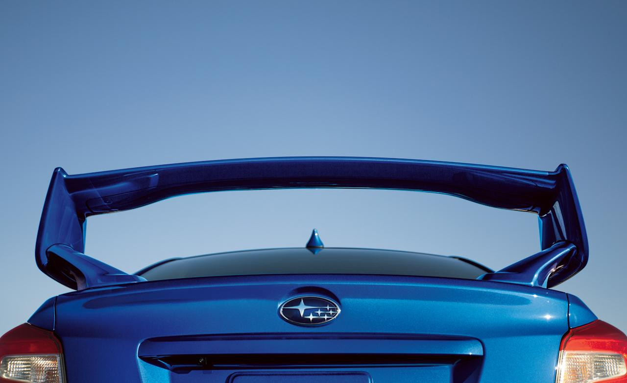2016 Subaru Impreza Hatchback Sport Wallpaper 1280x782