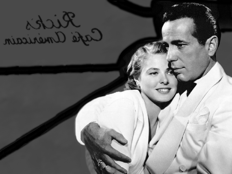 Casablanca   Ingrid Bergman Wallpaper 5150147 800x600