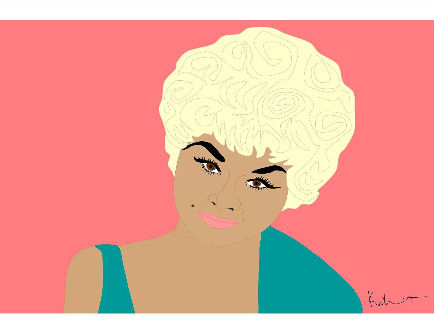 Etta James Quotes QuotesGram If I Could meetor have met and 1500x1159