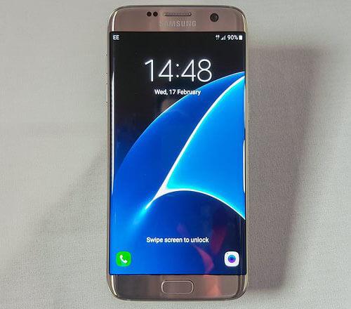 Galaxy S7 Home Screens Wallpaper Wallpapersafari