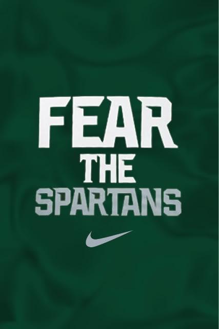 iPhone LockHome screen Wallpaper Nike NCAA Local T Shirt Designs 427x640