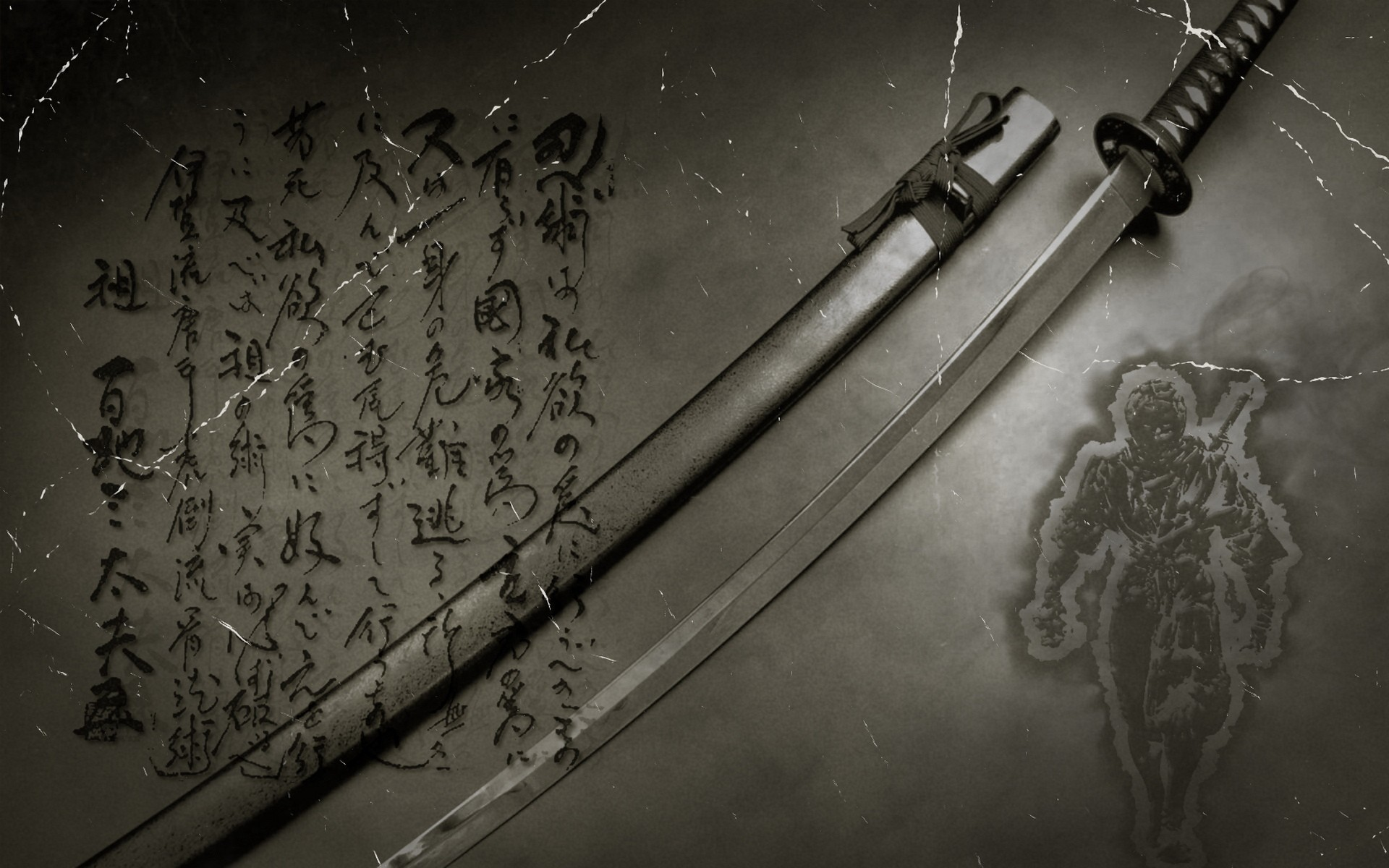 Japanese Samurai Wallpaper - WallpaperSafari