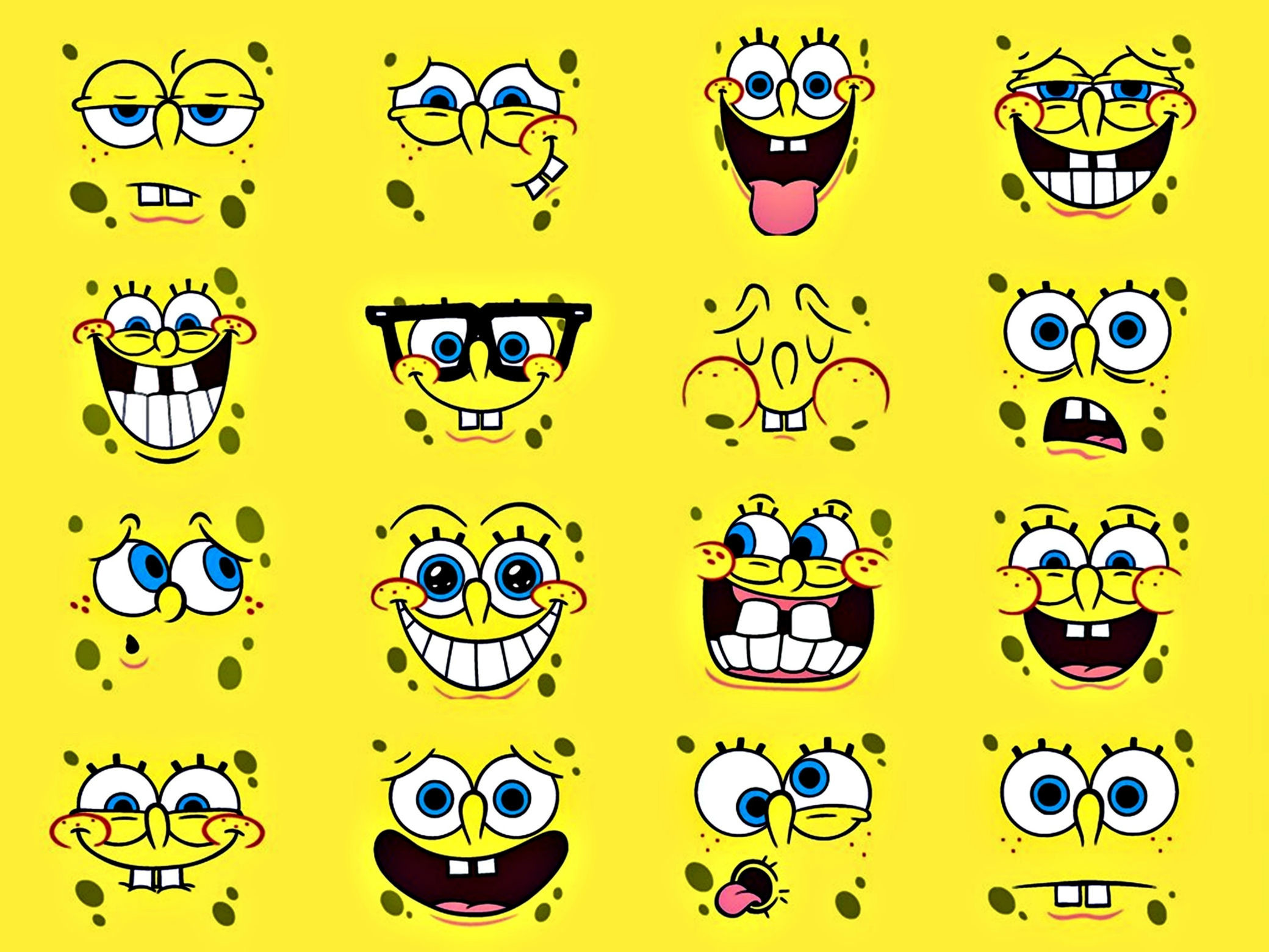 Spongebob Squarepants Wallpaper Hd Wallpapersafari