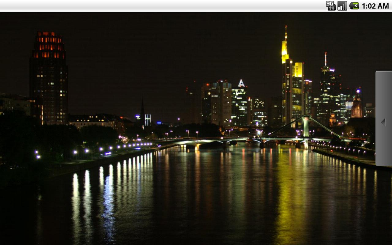 Frankfurt City Live Wallpaper   Android Apps on Google Play 1280x800