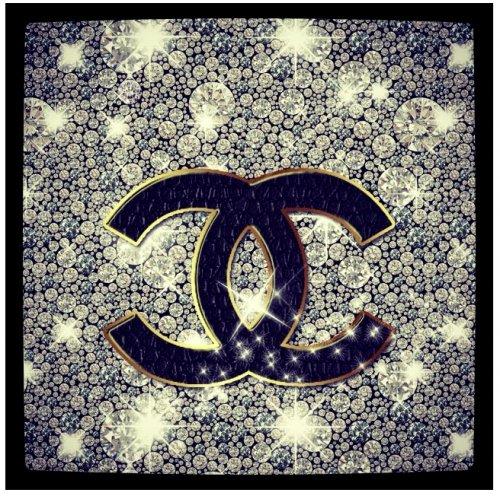 chanel chanel logo chanel wallpaper favim com 319395jpg 500x496