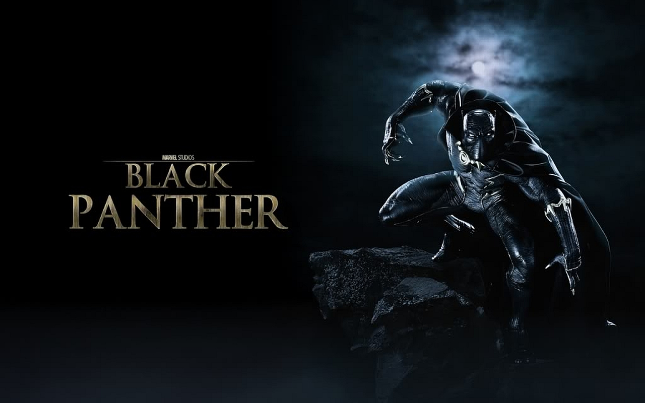 Black Panther Computer Wallpapers Desktop Backgrounds 1280x800 ID 1280x800