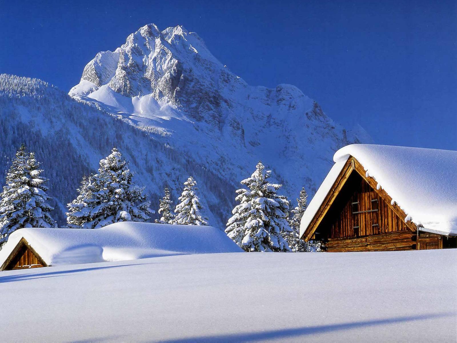 winter scenes desktop backgrounds   SF Wallpaper 1600x1200