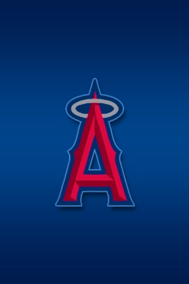 Los Angeles Angels iPhone Wallpaper HD 640x960