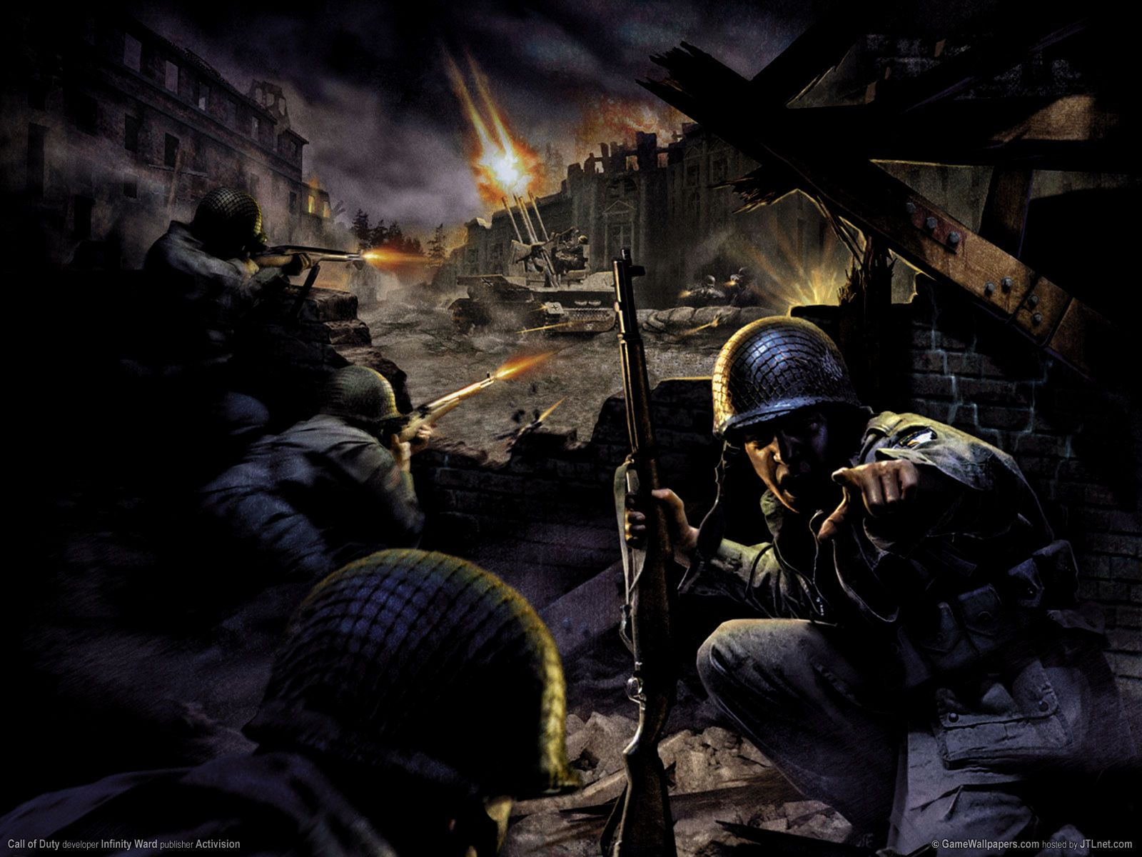 55 Call of Duty 2 Wallpapers   Download at WallpaperBro 1600x1200