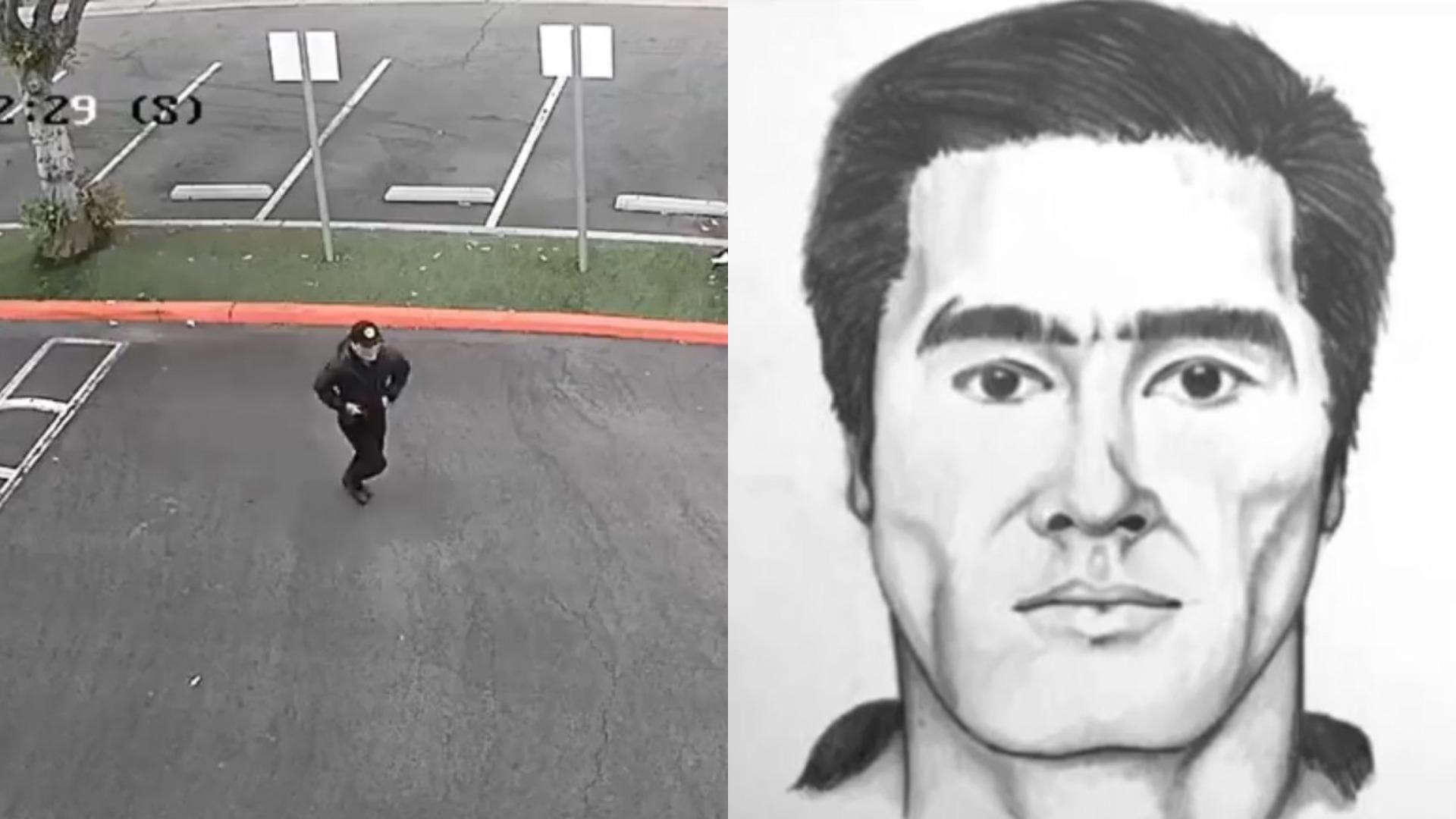 Video sketch released of suspect in CSUF stabbing death Orange 1920x1080
