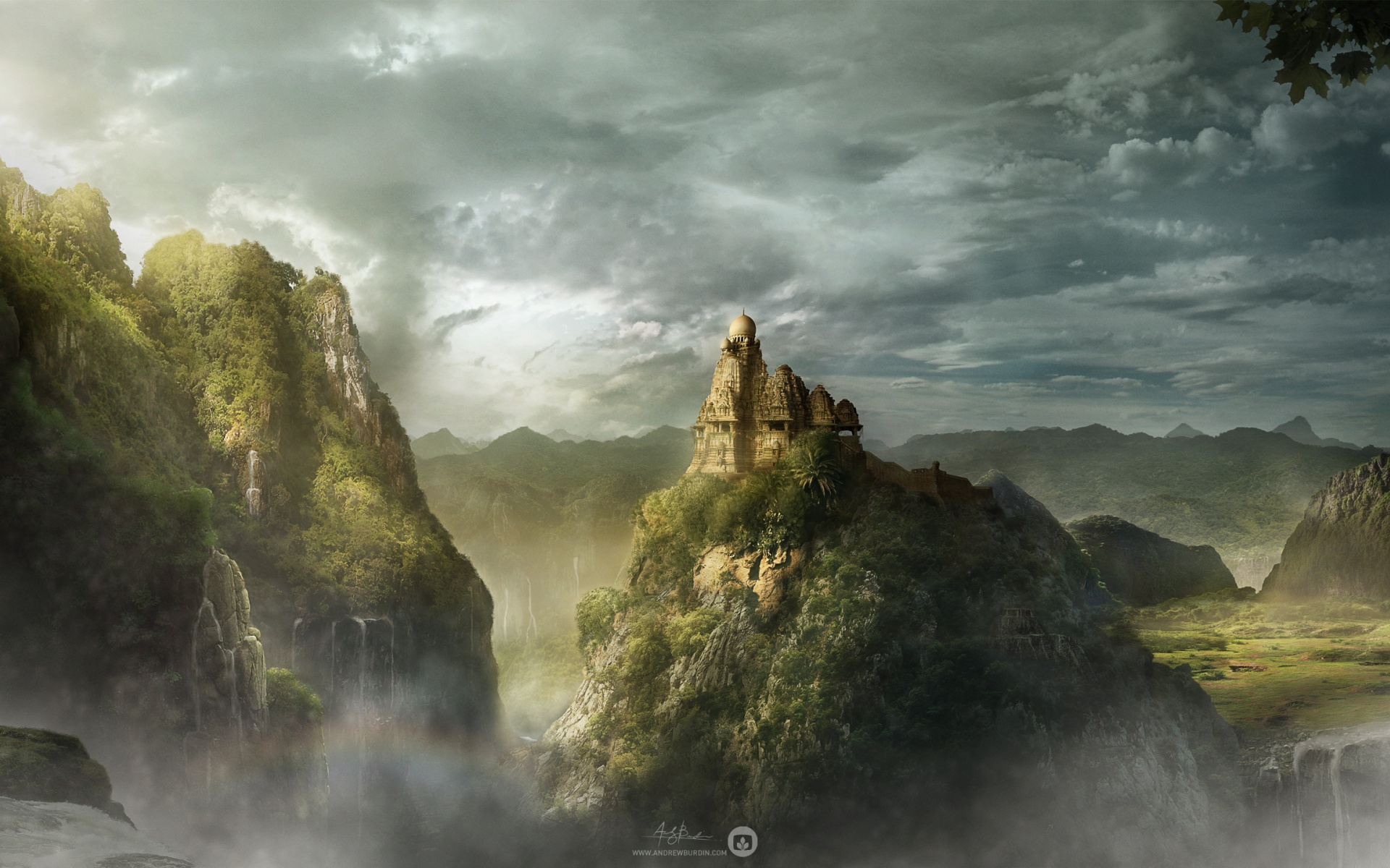 Mountain Kingdom Wallpapers HD Wallpapers 1920x1200