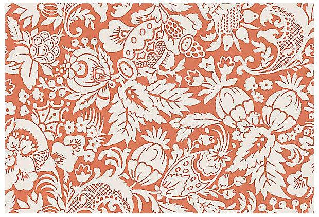 Jacobean Wallpaper on OneKingsLanecom 620x422