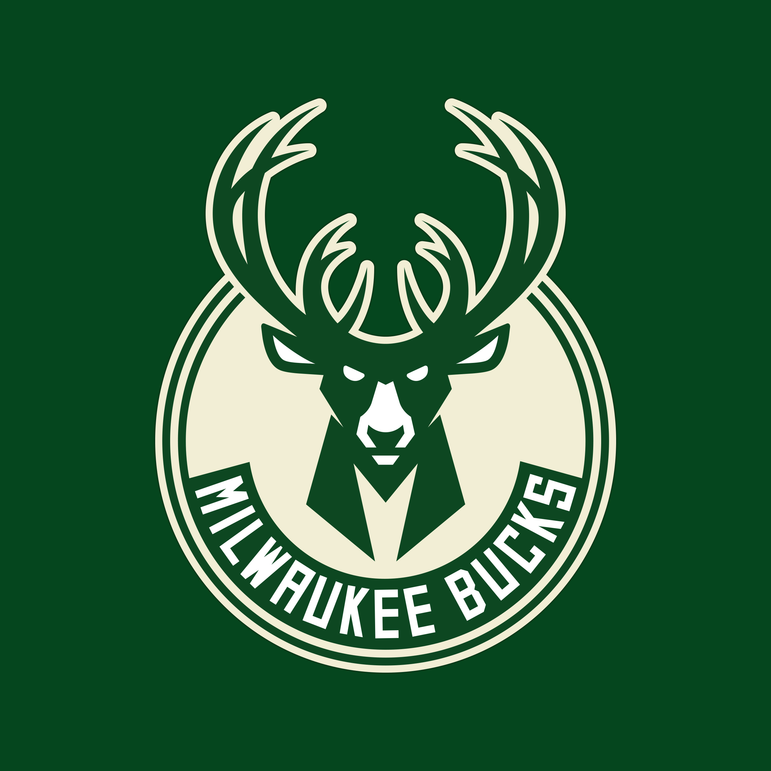 Bucks Backgrounds and Wallpapers Milwaukee Bucks 2524x2524