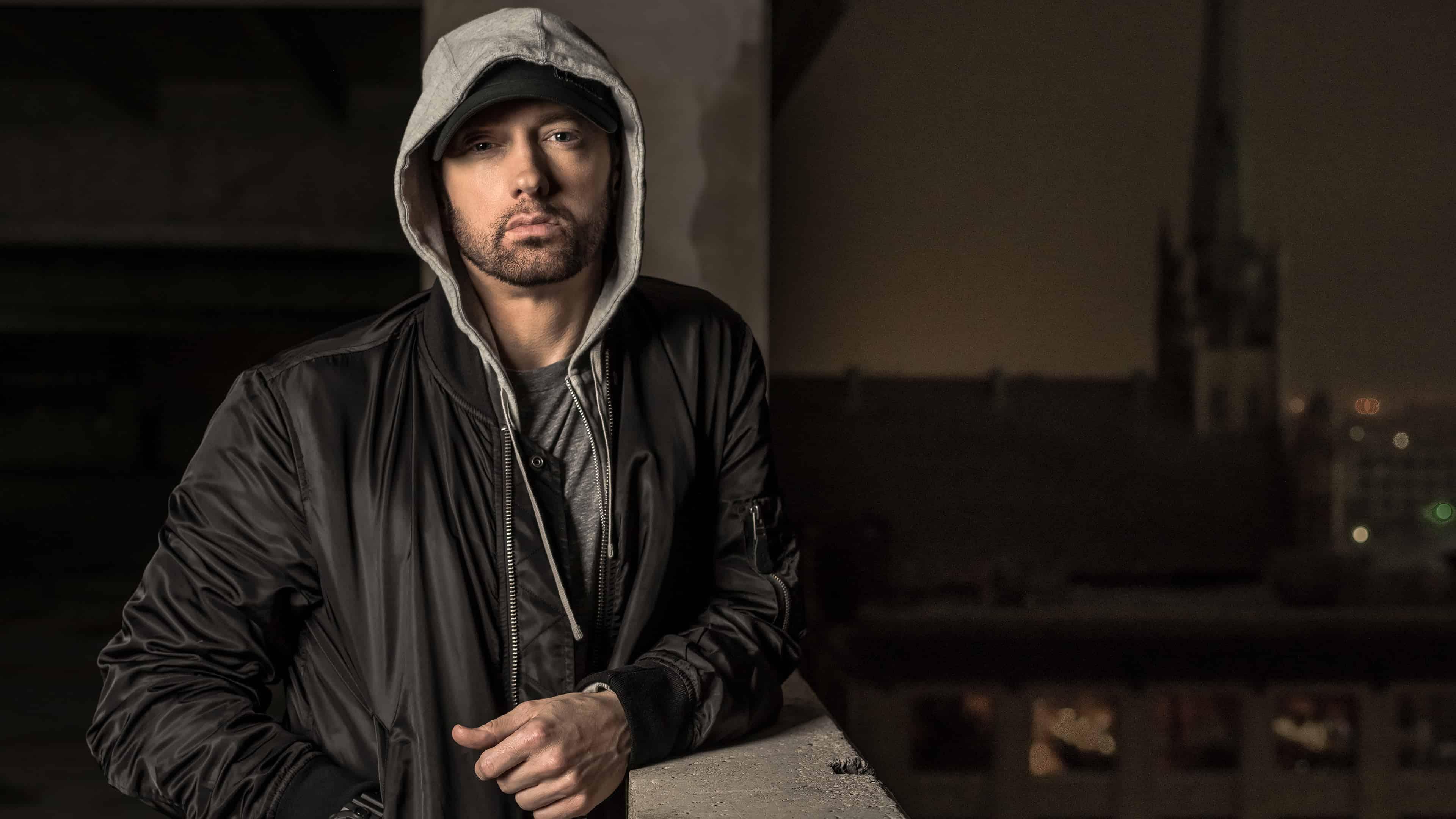 Eminem Wallpapers High Definition Festival Wallpaper 3840x2160