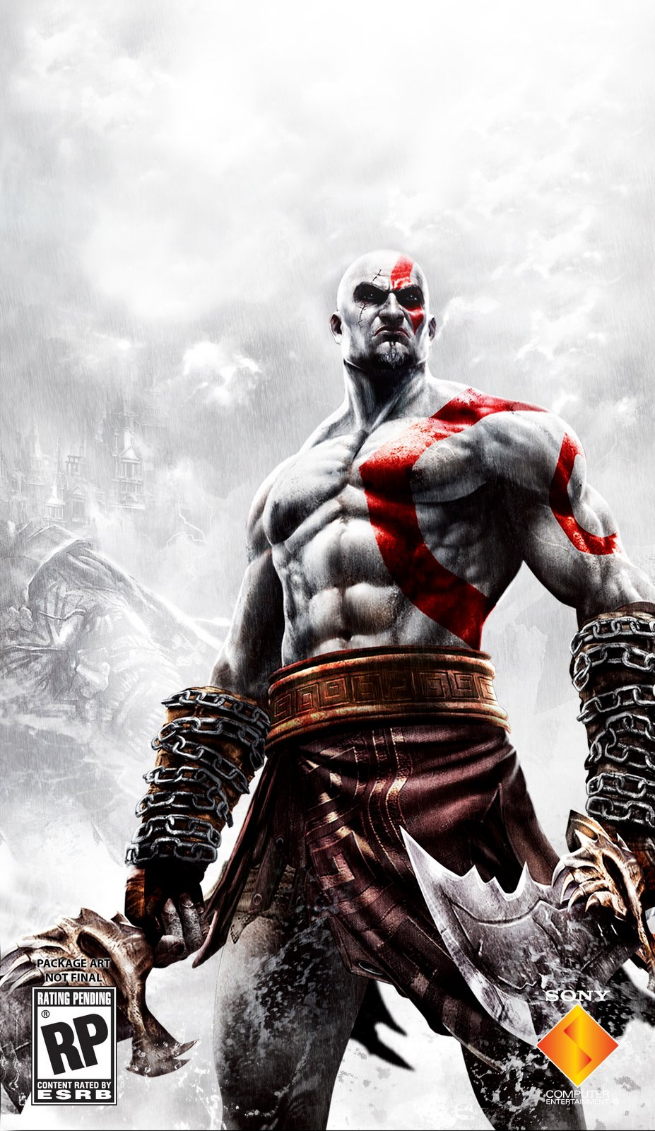 God of War Wallpaper Kratos - WallpaperSafari