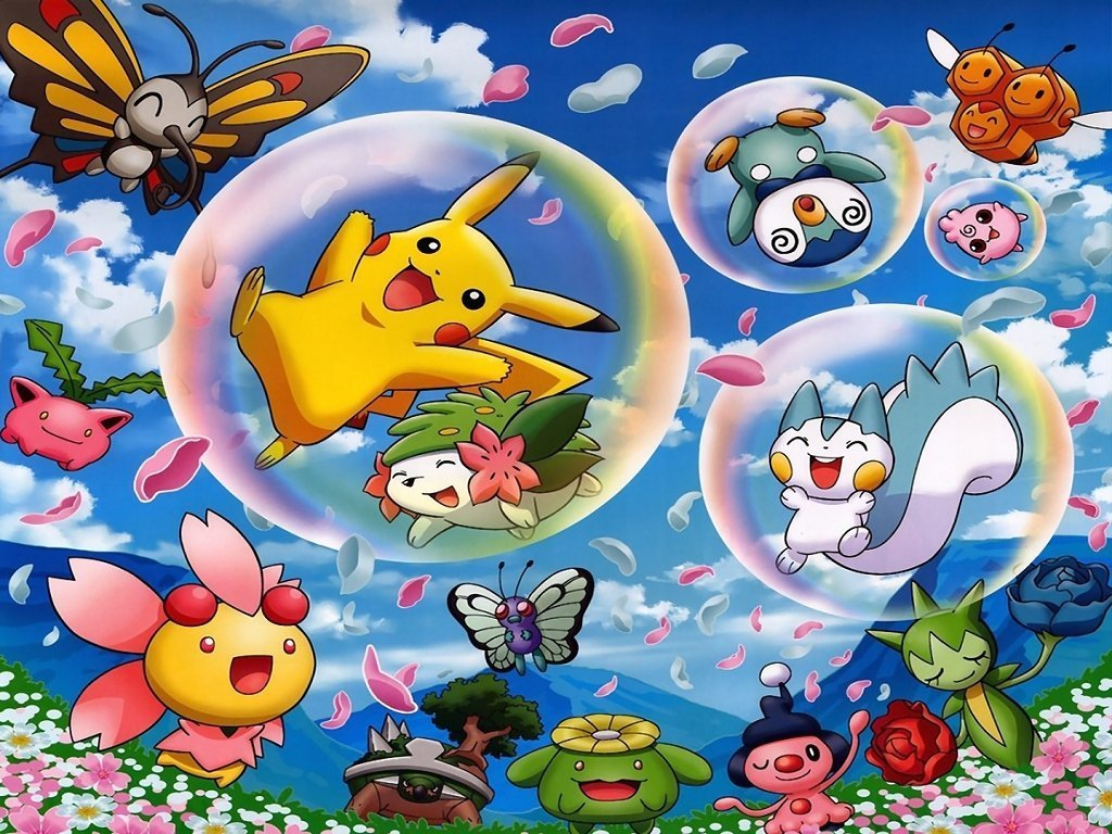 pokemon hd bilder