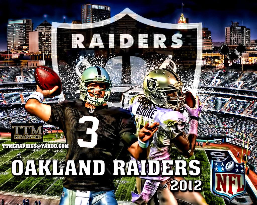 Oakland As Desktop Wallpaper httpnflwallpapers10netoakland 1024x819