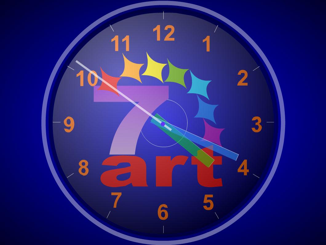 50+] Live Clock Wallpaper for Desktop on WallpaperSafari