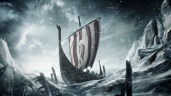 Vikings History Channel Wallpaper Season 2 Vikings 600x338