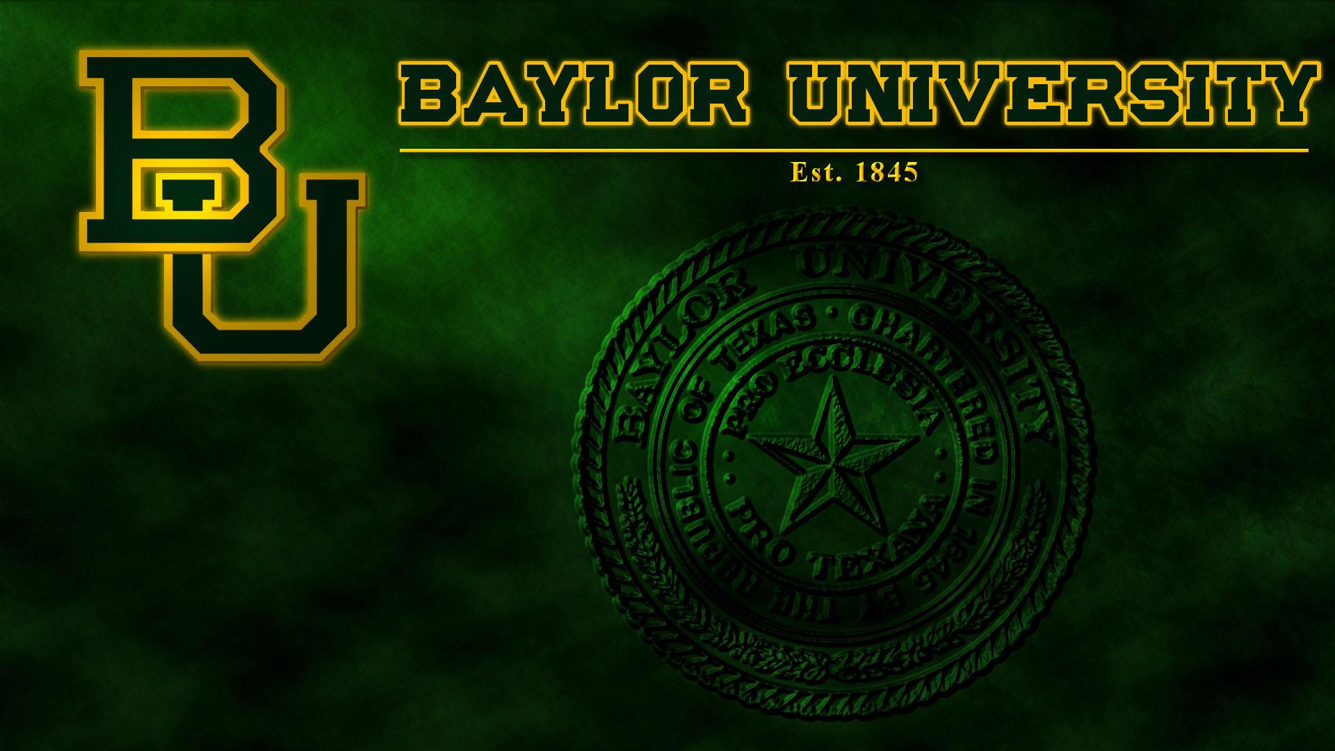 Baylor University Wallpaper 1920x1080