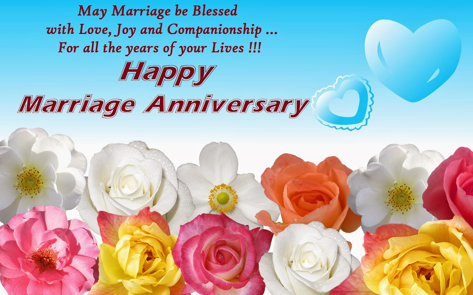 Best Happy Wedding Anniversary Wishes Images Cards Greetings Photos 1600x1000