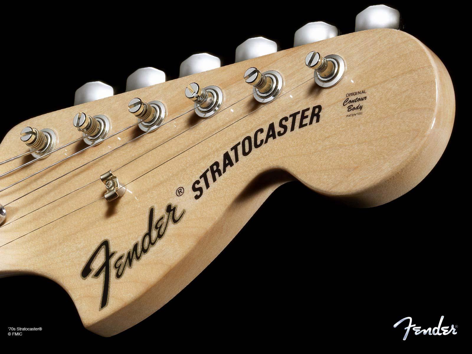 guitar fender stratocaster music desktop wallpaper Guitar Fender 1600x1200