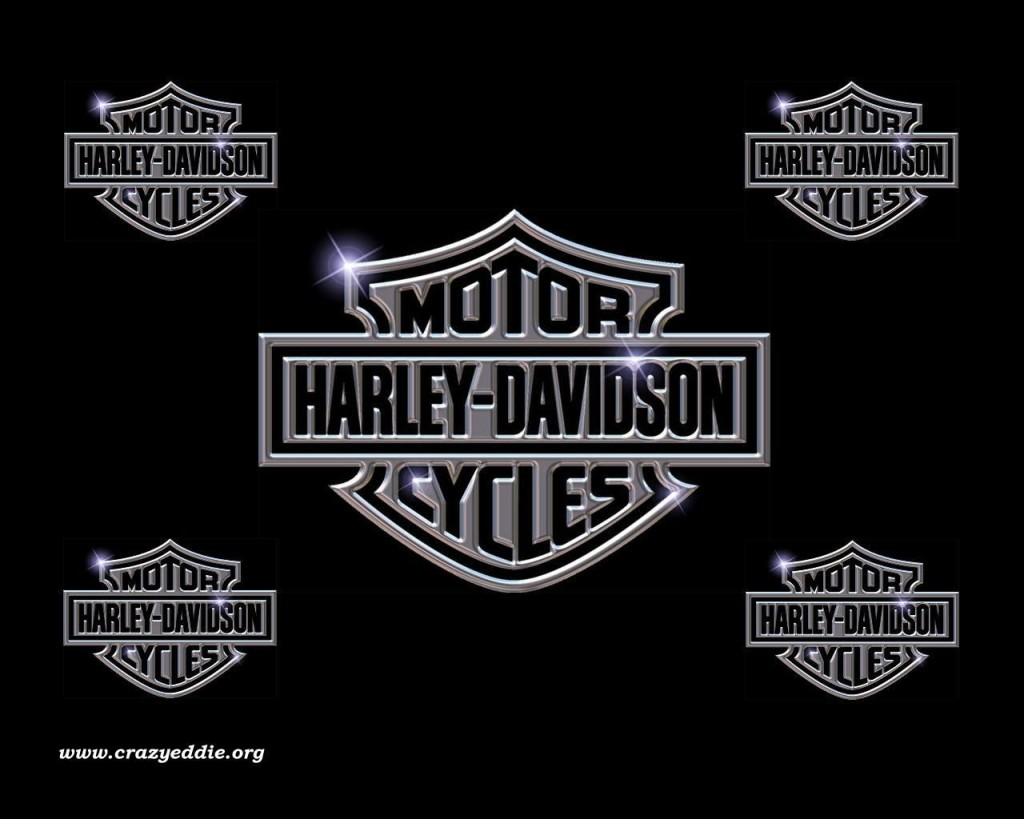 Harley Davidson Logos Pictures For Desktop 1024x819