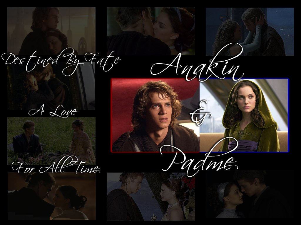 Anakin and Padme Wallpaper 1 Anakin and Padme Wallpaper 2 Anakin 1024x768