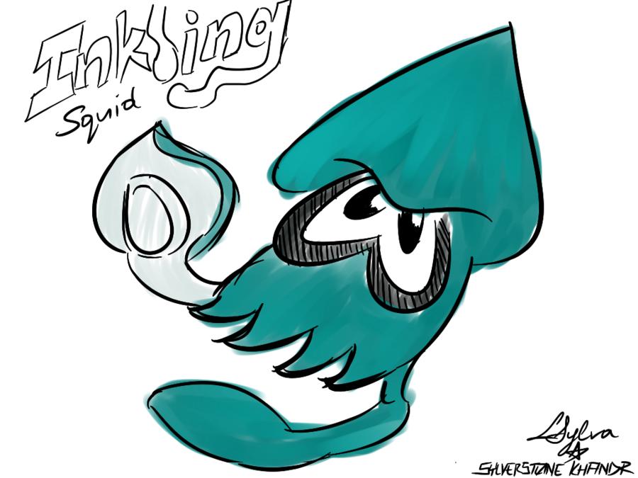 Splatoon   Inkling Squid by Sylverstone14 900x675
