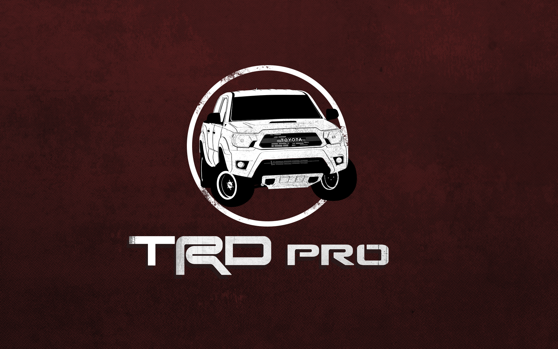 TRD   TRD Pro Series 1920x1200