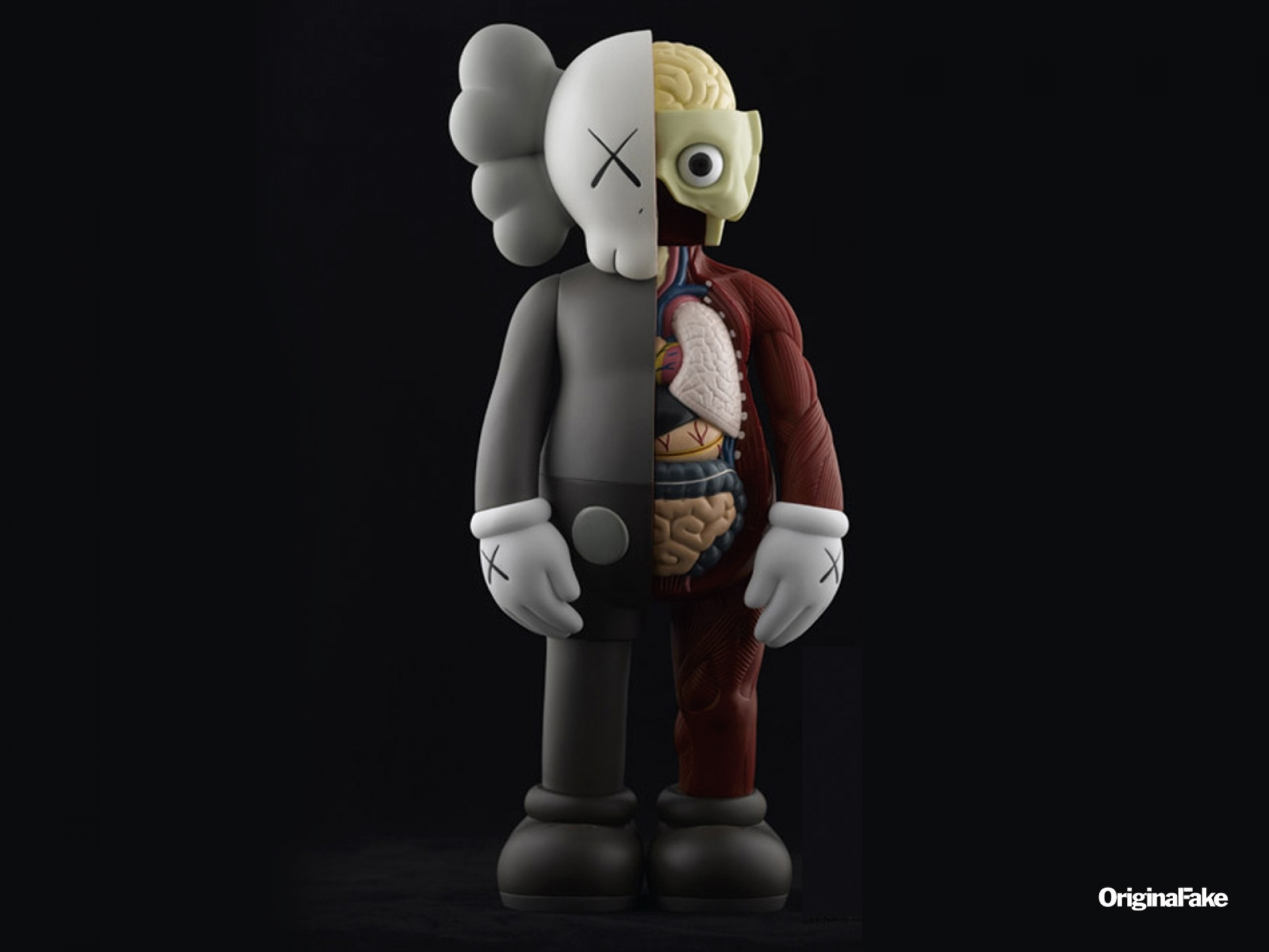 focus 1600x1200 kaws 1600x1200 wallpaper Art HD Wallpaper download 1920x1440