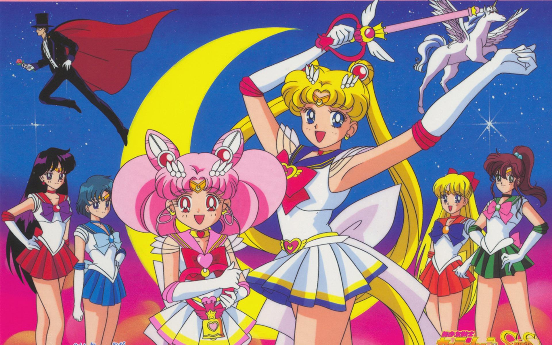 1920x1200 Sailor Moon 61 desktop PC and Mac wallpaper 1920x1200