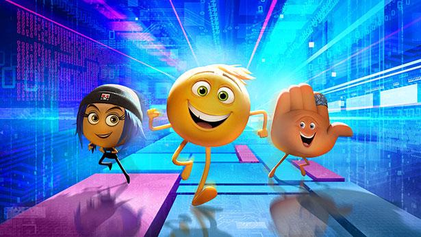 The Emoji 2017 Movie iPhone Desktop Wallpapers With 615x346