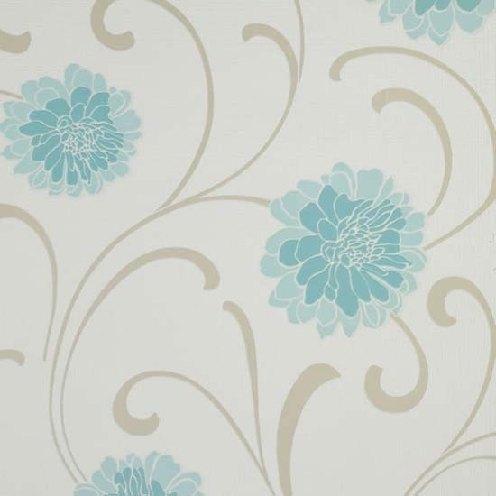 Decorative Wallpaper Decorating Ideas PHOTO GALLERY 550x550