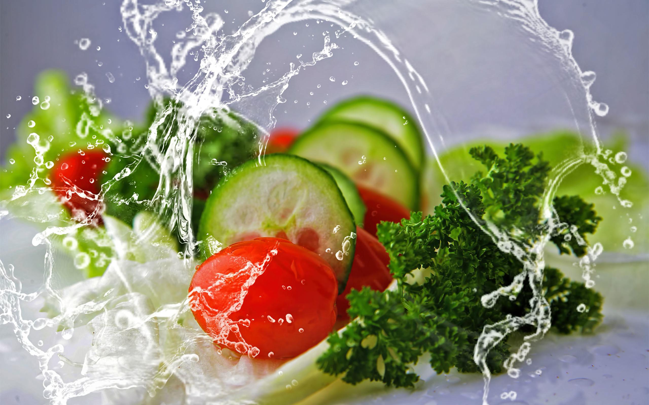 Fresh Vegetables widescreen wallpaper Wide WallpapersNET 2560x1600