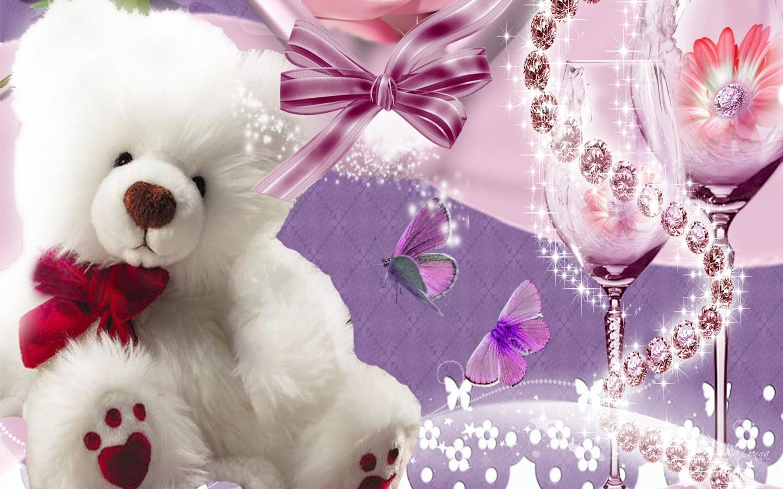 Teddy Bears Teddy Bear V Wallpapers 1440x900