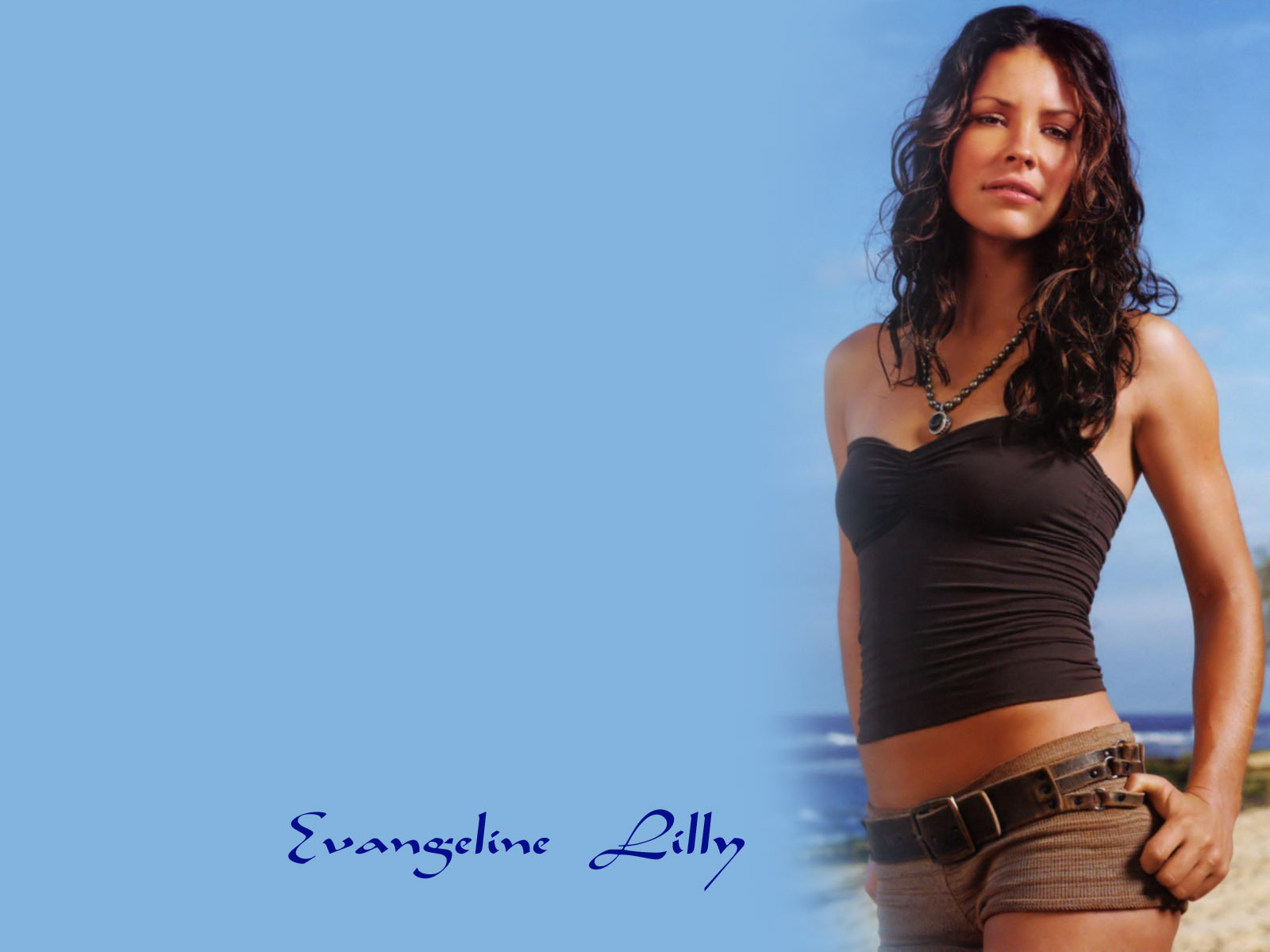 Evangeline Lilly   Evangeline Lilly Wallpaper 20893326 1600x1200