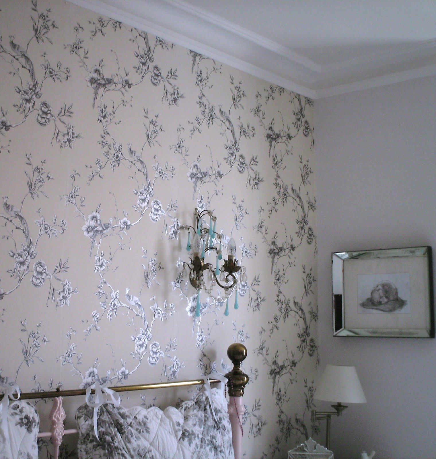 Wallpaper b and q wallpapersafari for B q bedroom planner