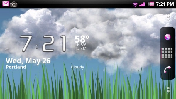 Live weather wallpaper download for android