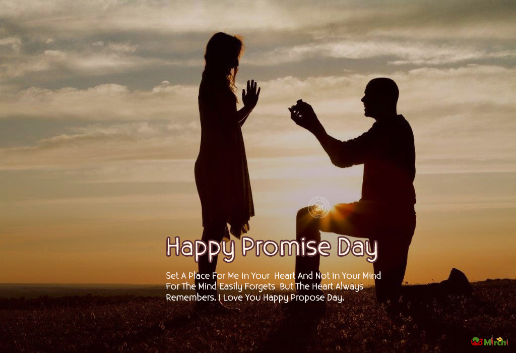 Happy Promise Day Wallpaper   Guy Proposing To A Girl 280153 1024x700
