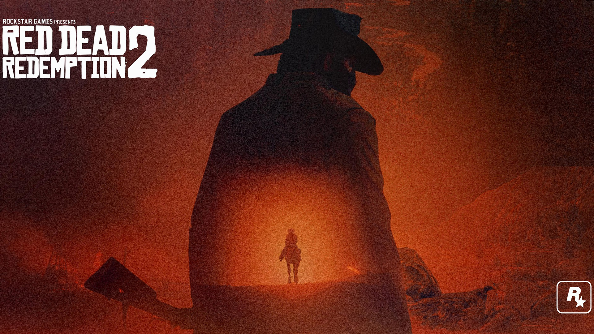 Free Download Red Dead Redemption 2 Ps4 Hd Desktop Wallpapers Flip
