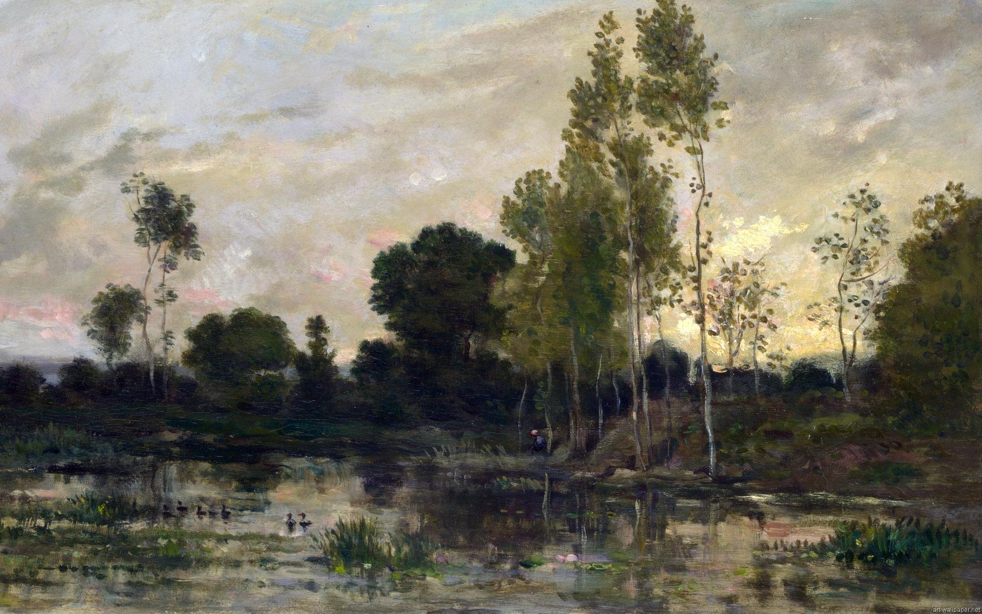 Impressionism Wallpaper Impressionism Wallpaper 12jpg 1920x1200 1920x1200