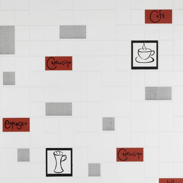 Cappuccino Sculptured Wallpaper Vinyl RedBlack 17207 at wilkocom 600x600