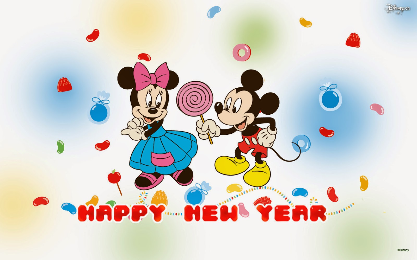 Mickey mouse new years wallpaper wallpapersafari new year cartoon greetings new year cartoon greetings new year cartoon 1600x1000 m4hsunfo