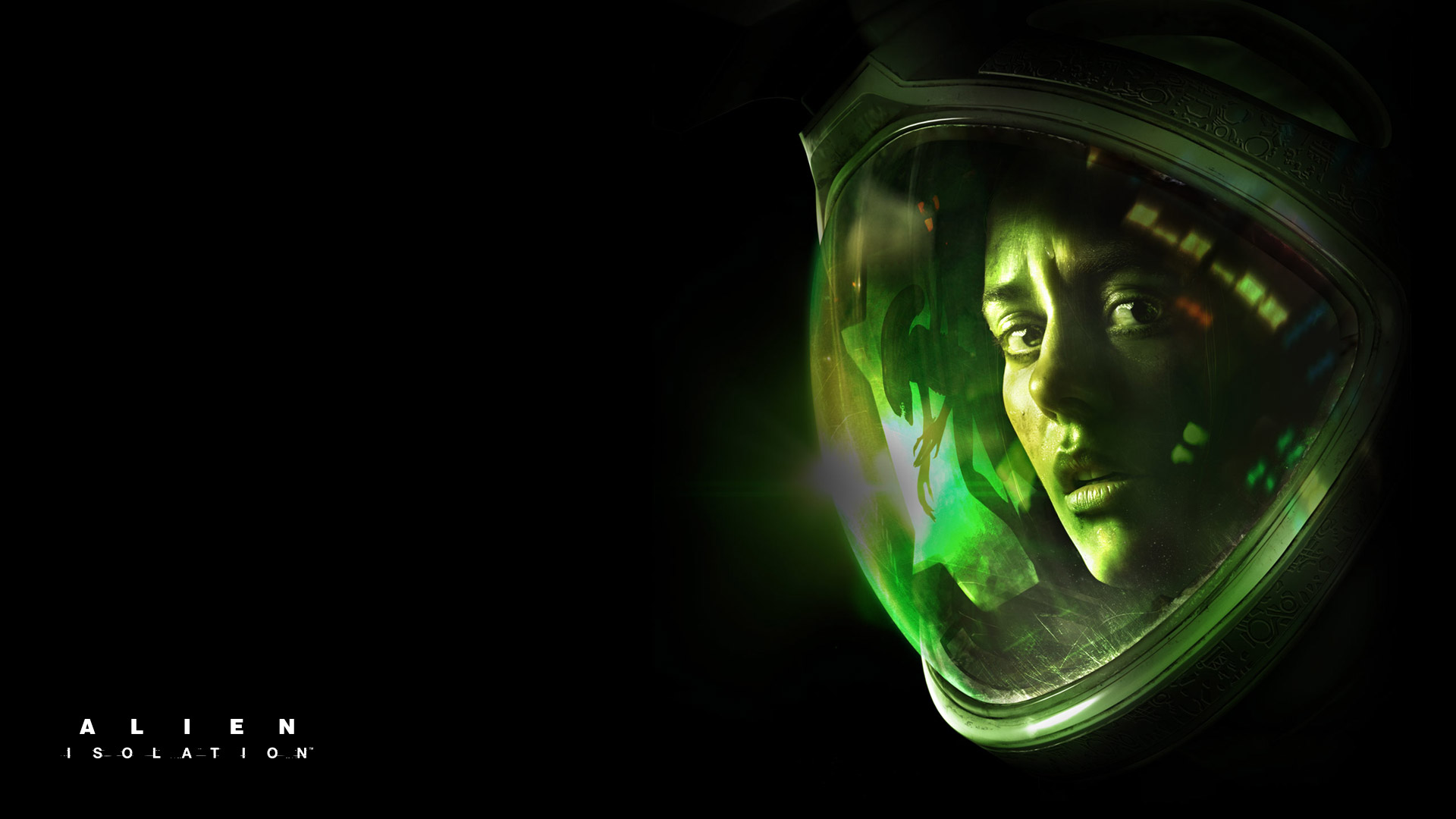 Free Download Alien Isolation Jeux Video Fond Ecran