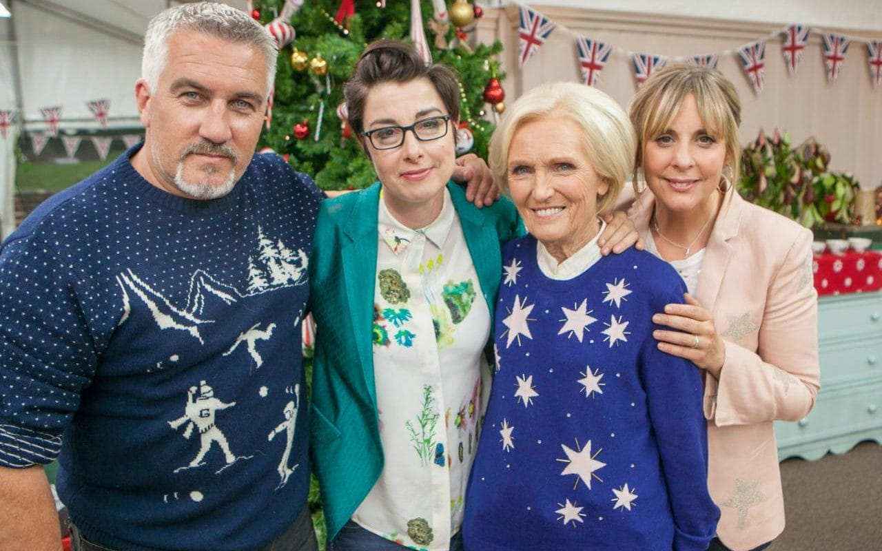The Great British Baking Show Teams Background 4