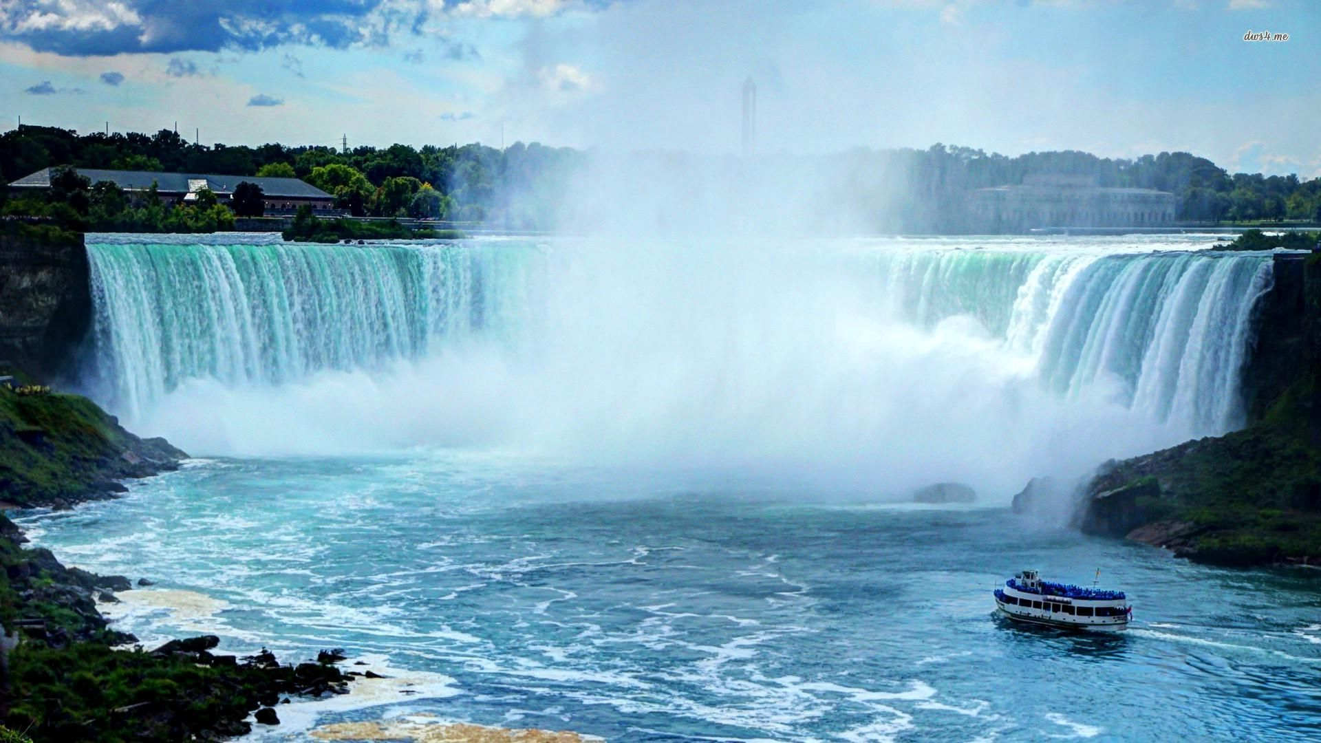 Niagara Falls wallpaper 1280x800 Niagara Falls wallpaper 1366x768 1920x1080