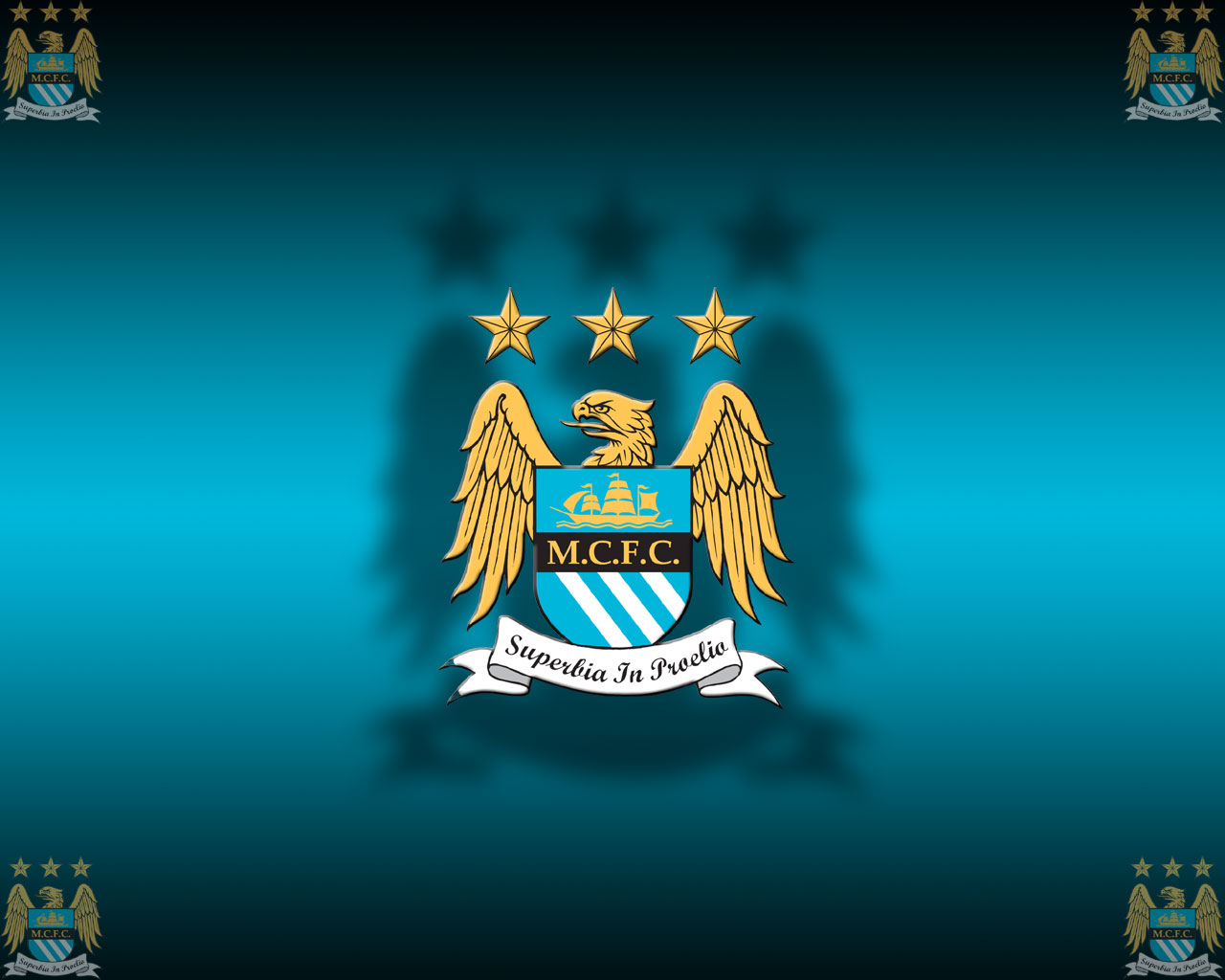 Manchester City Logo Wallpapers HD Collection Download 1280x1024